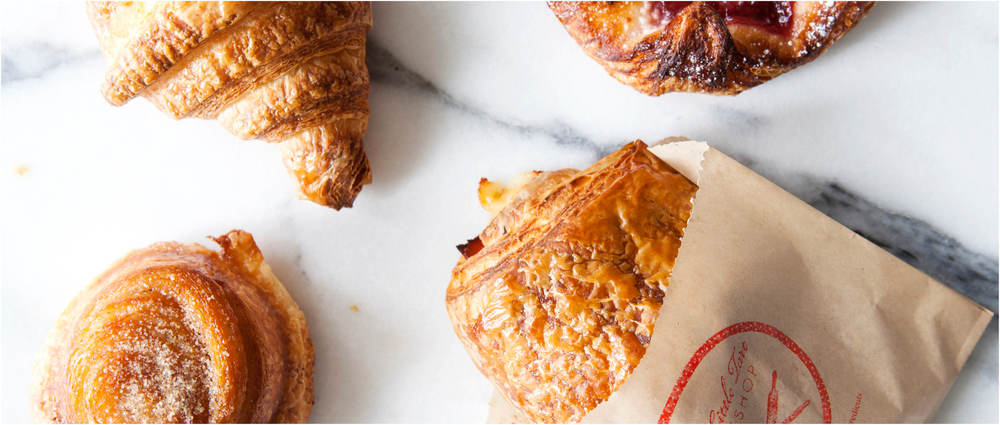 THE LITTLE TART BAKESHOP: Delicious offerings from the bakery. Photo by Whitney Ott.