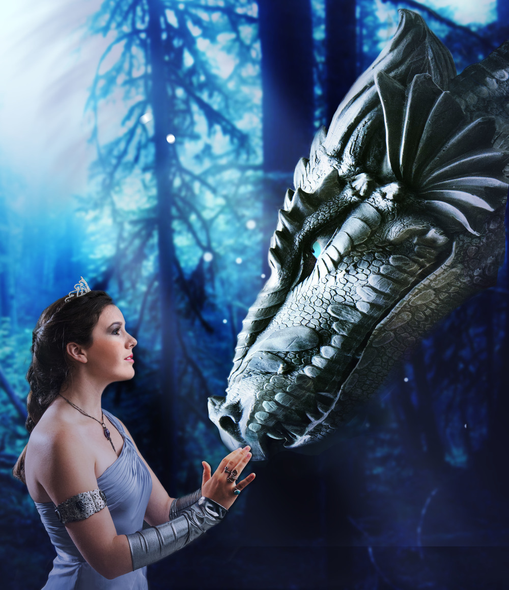 Touched By A Dragon