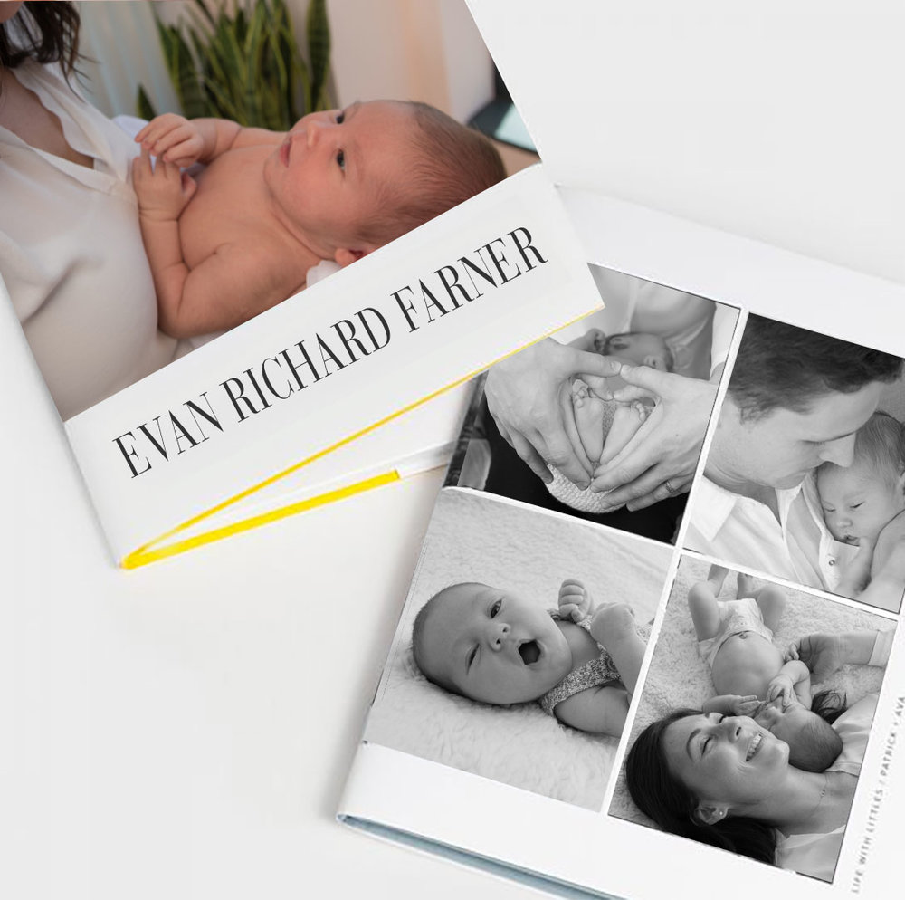 Hard Cover Photo Book
