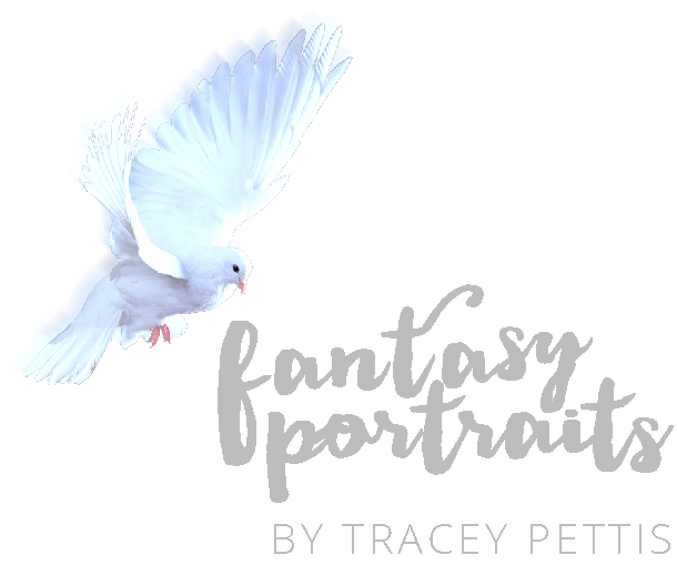 Fantasy Portraits by Tracey Pettis