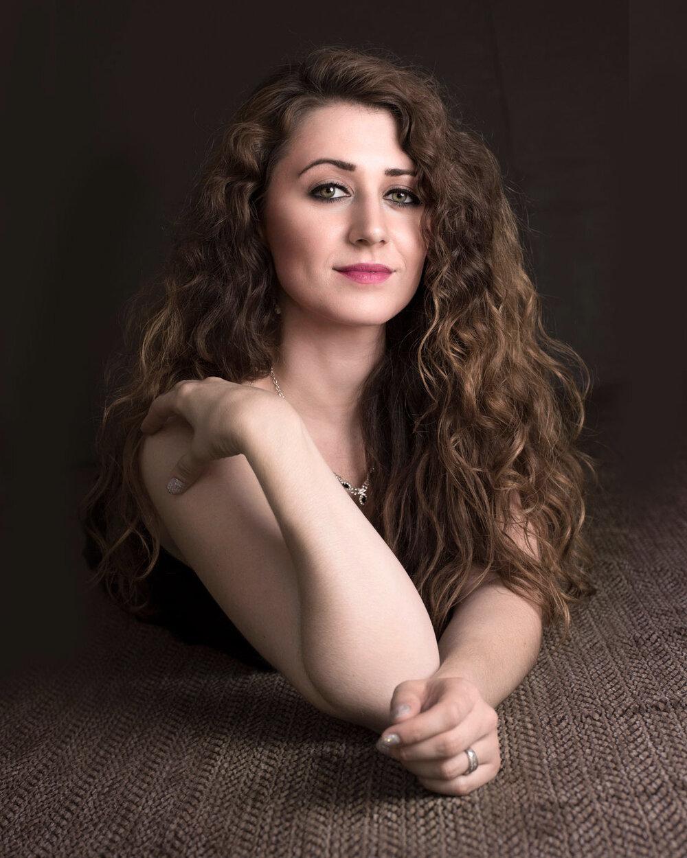 Megan's Beauty Portrait