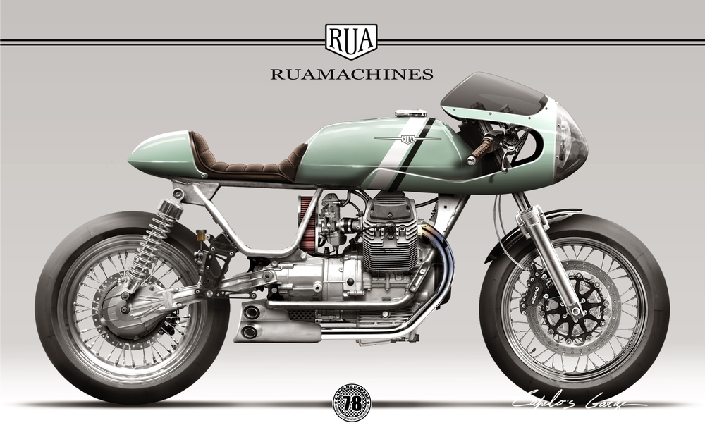 rua 8 moto guzzi nevada 750 ruamachines. Black Bedroom Furniture Sets. Home Design Ideas