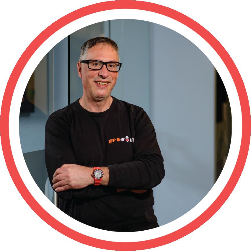 CEO: Daniel Waiss