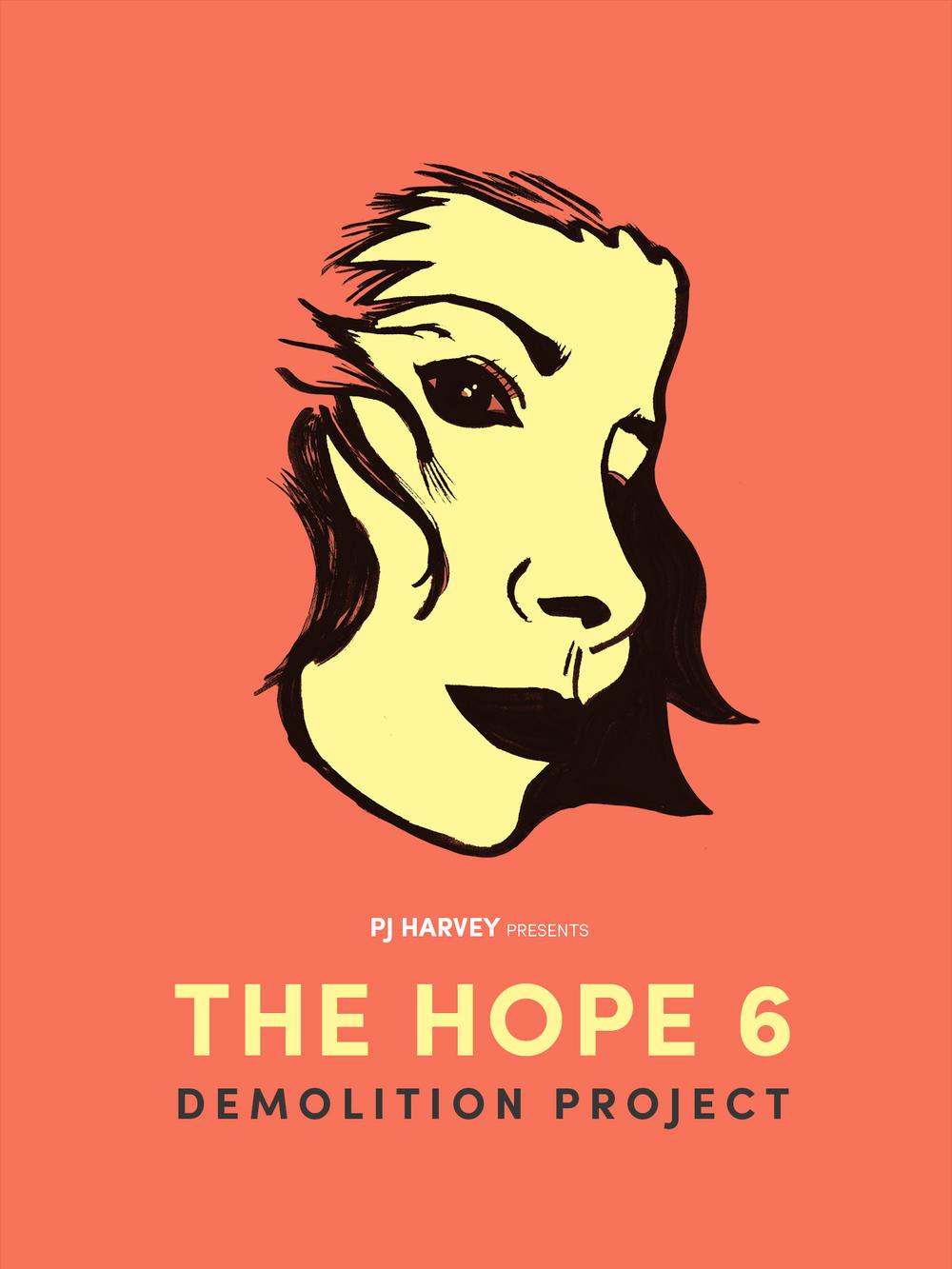 PJ Harvey's The Hope Six Demolition Project