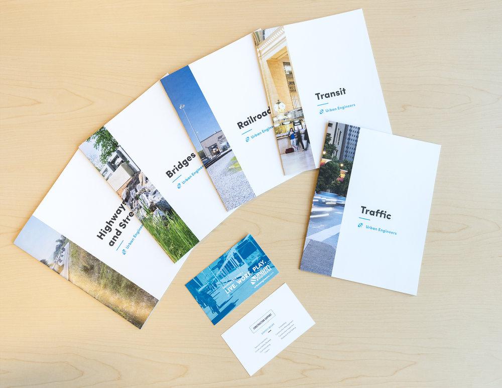 Urban Engineers Market Brochures, 2017