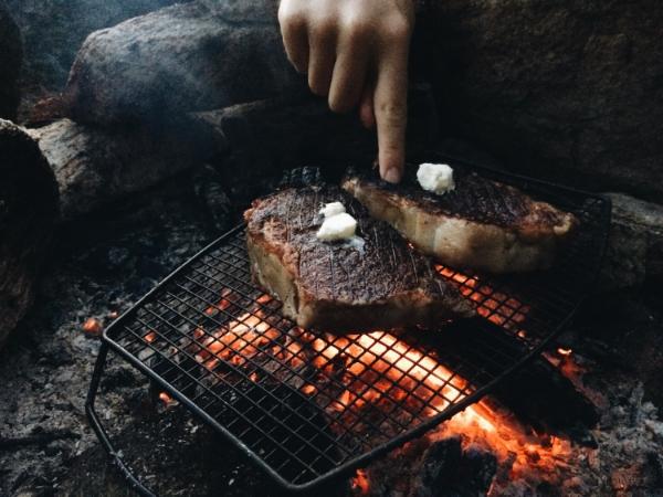 // Memorial Day meat!