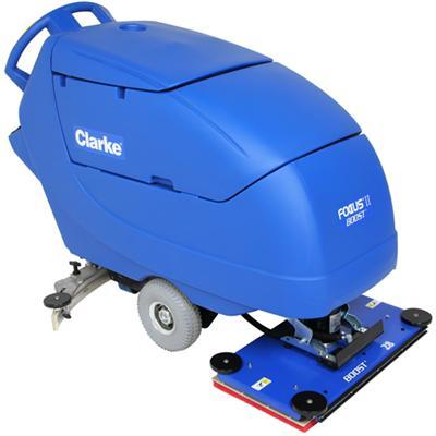 Floor Scrubbers -