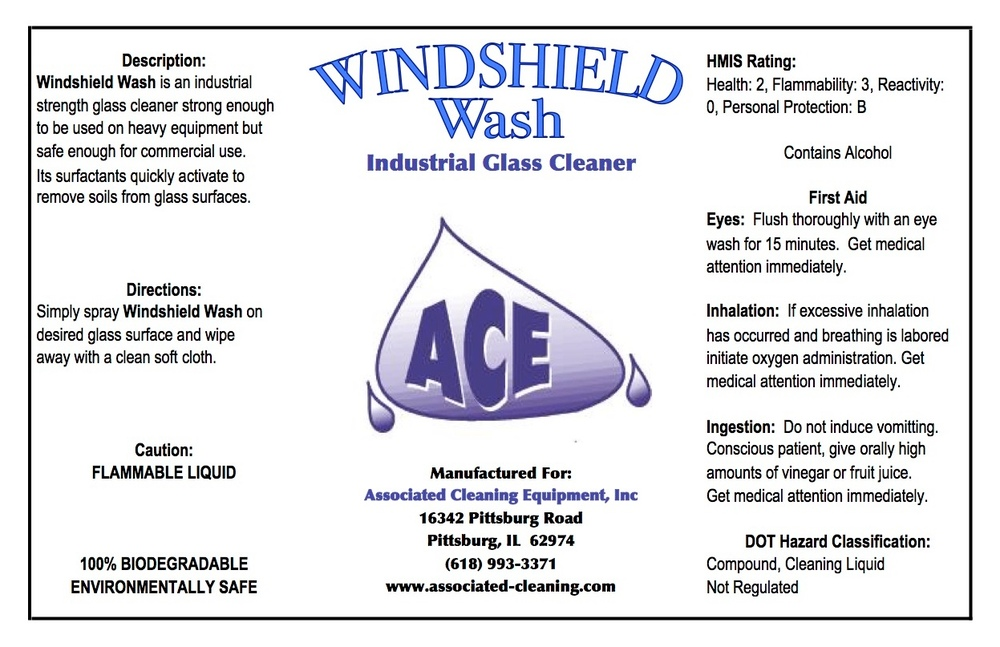 WindshieldWash