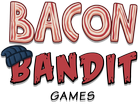 Bacon Bandit Games