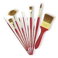 Artist Quality Paint Brushes 40% OFF