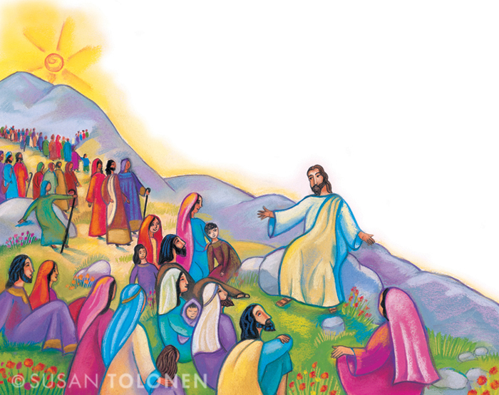 21 Laura Jesus on the mountian.jpg