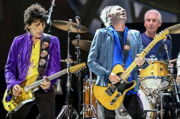 The Rolling Stones are once again on tour in the United States, filling enormous stadiums and shaking loose every dollar they missed in 2013, when they played smaller venues. In their seventies now for the most part, they still deliver high-quality rock and roll to audiences that include many people the age of their grandchildren.