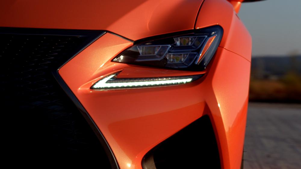 Lexus RCF AMCI