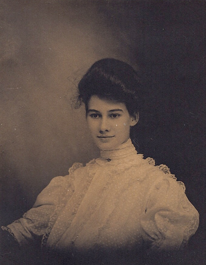 Ethel May Curwood - James Oliver Curwood's Second Wife