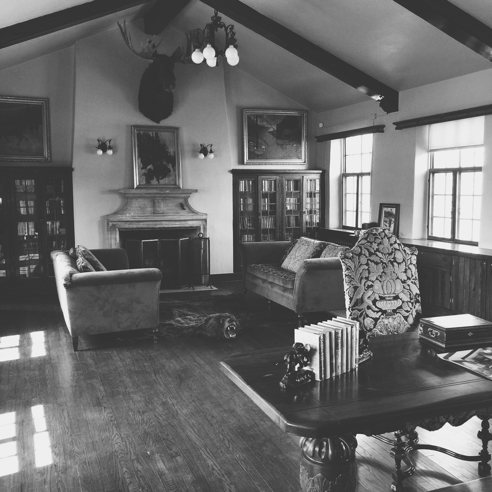 Curwood Caste Great Room - 2015