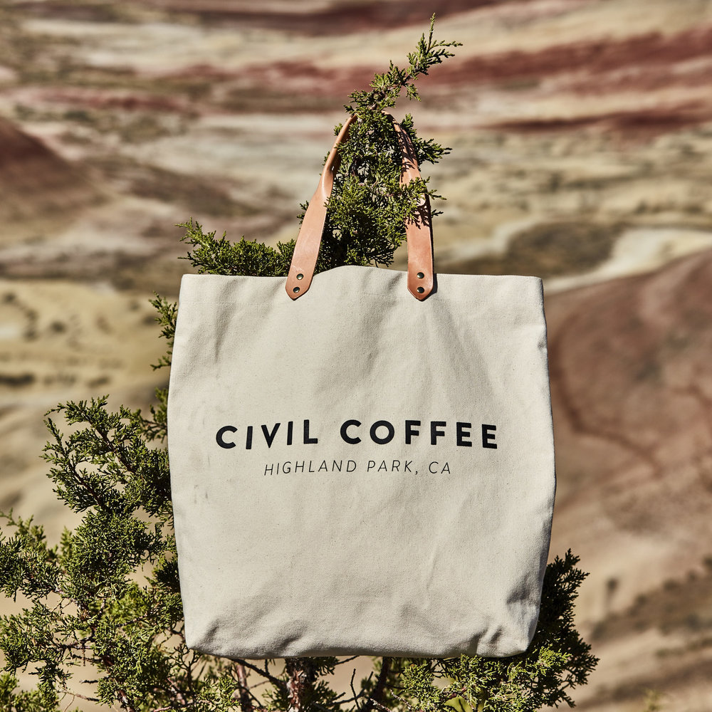 Civil Coffee Tote