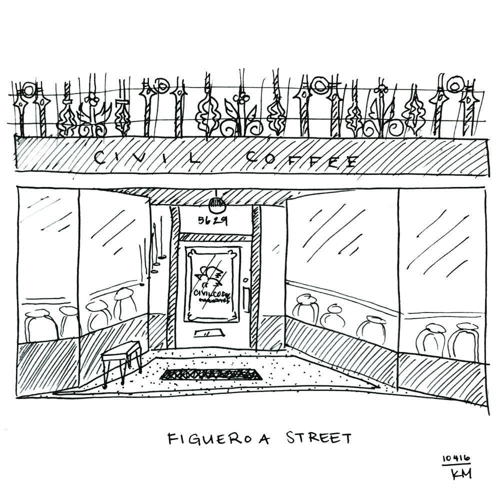 Figueroa-Street