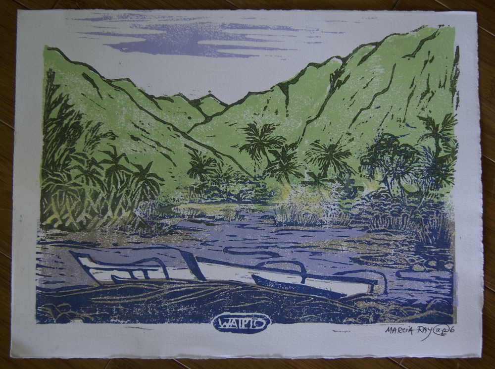 Waipio Valley Canoes