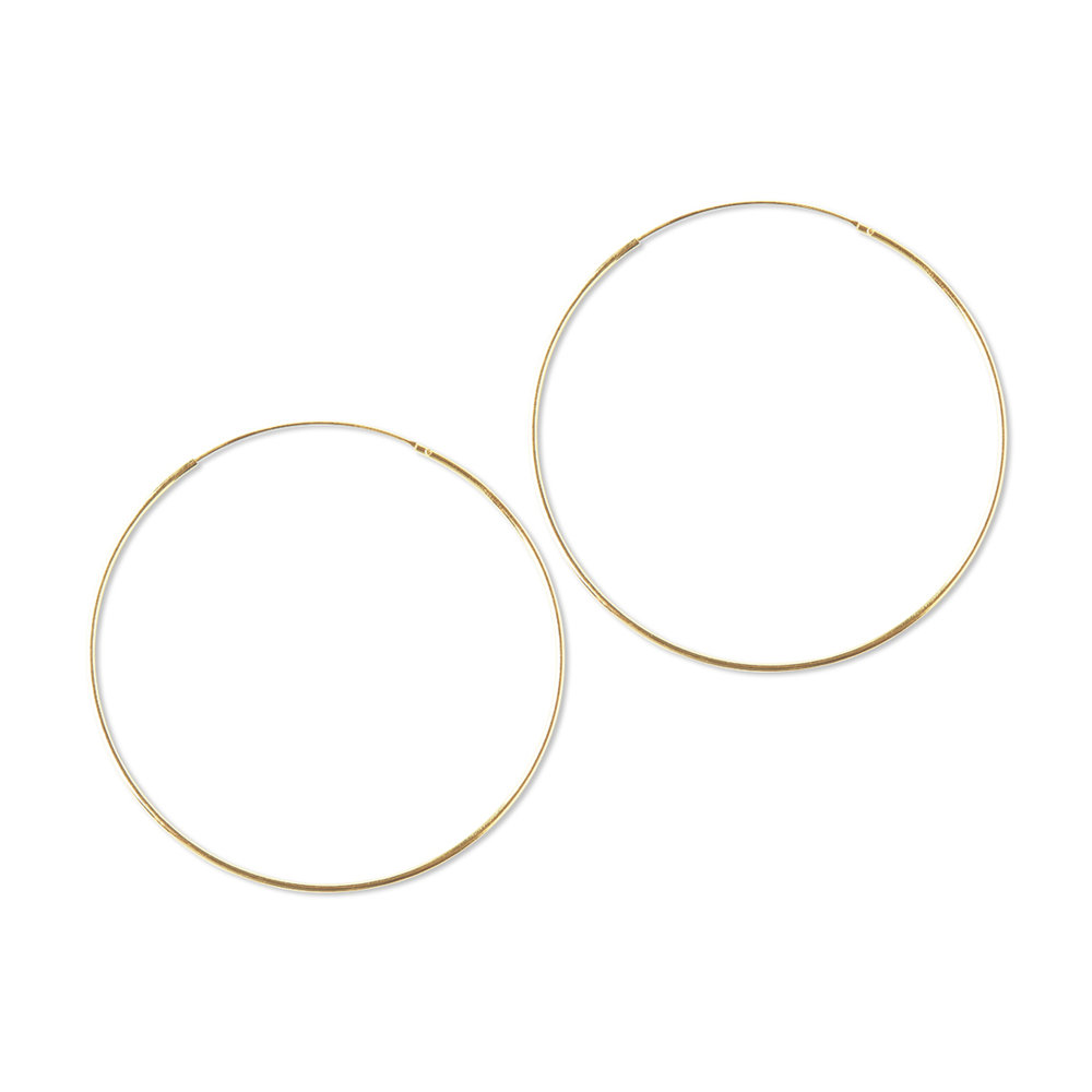 EXTRA LARGE ENDLESS HOOPS