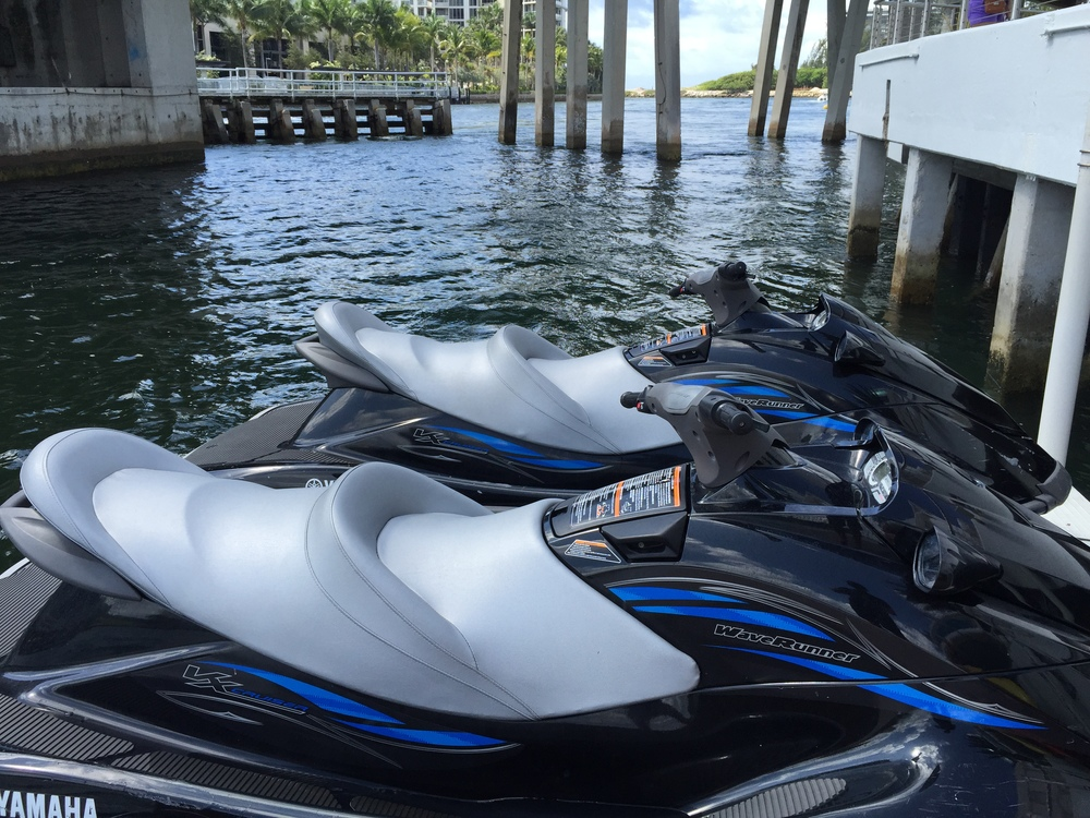 Jet ski rentals waverruner rentals boca raton palm beach