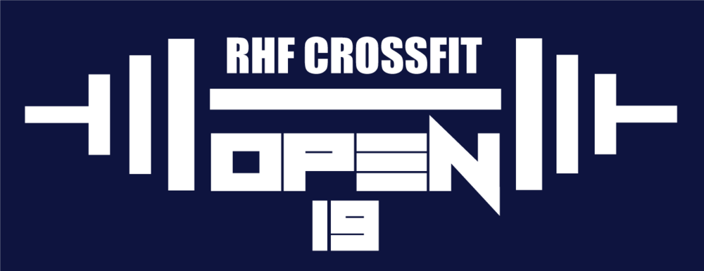 2019 RHF CrossFit In-House Open - February 23- March 23, 2019