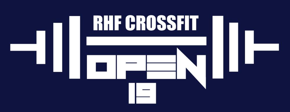 2019 RHF CrossFit In-House Open - February 23- March 23, 2019