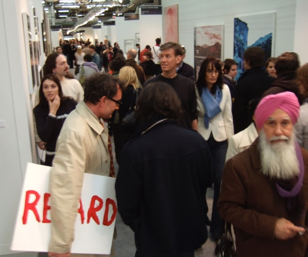 2008, The Armory Show, New York