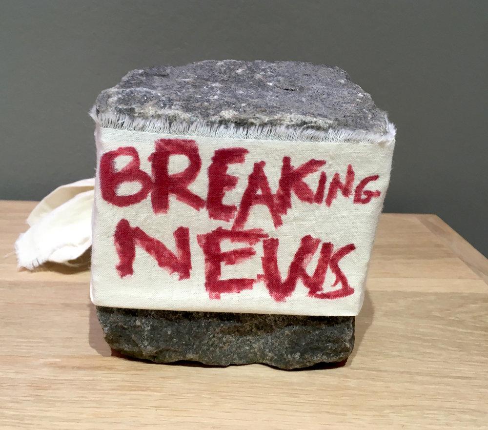 """Breaking news"