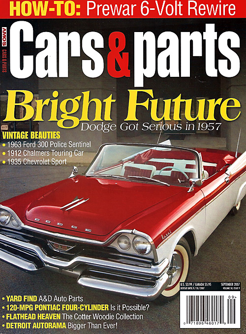 Cars & Parts - September 2007