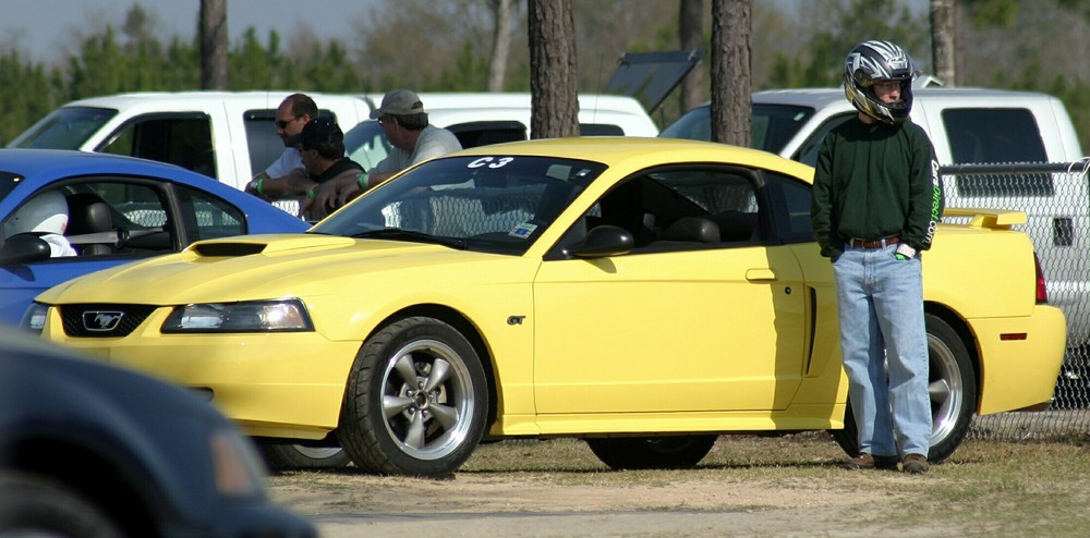 2004 Mustang Track Day