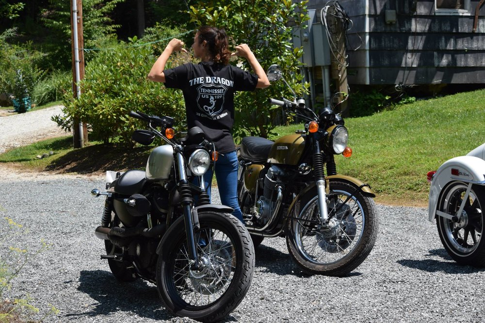 RETURN TO RIDE THE TAIL OF THE DRAGON - 1 YEAR AFTER WRECK