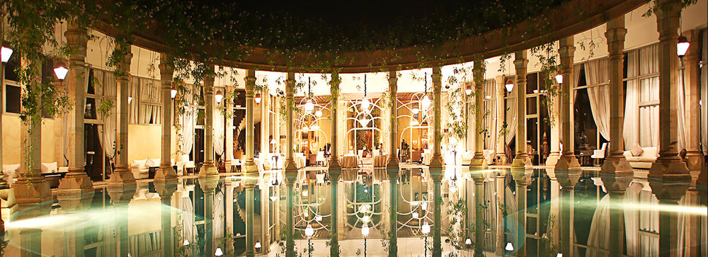 Destination:Le palais Rhoul Marrakech. A review by Maureen Kragt. Blogger. ++