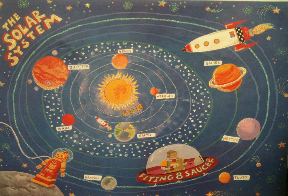 This may as well have been what their Solar system predictions looked like.