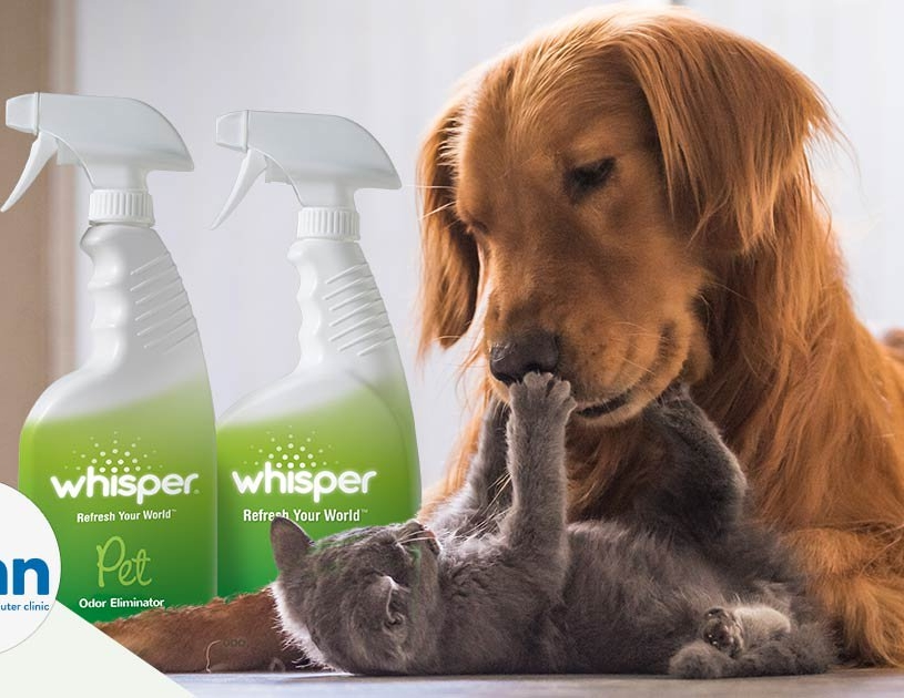 Whisper Pet Products -