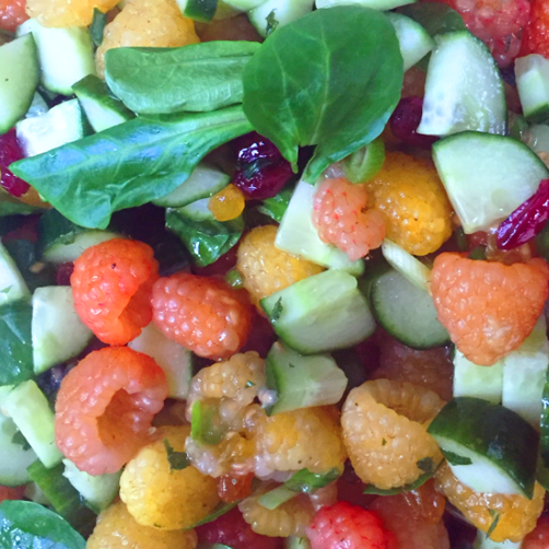 Salad F