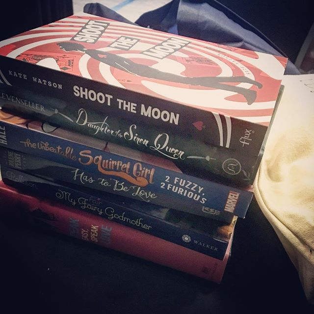 Storymakers book haul!