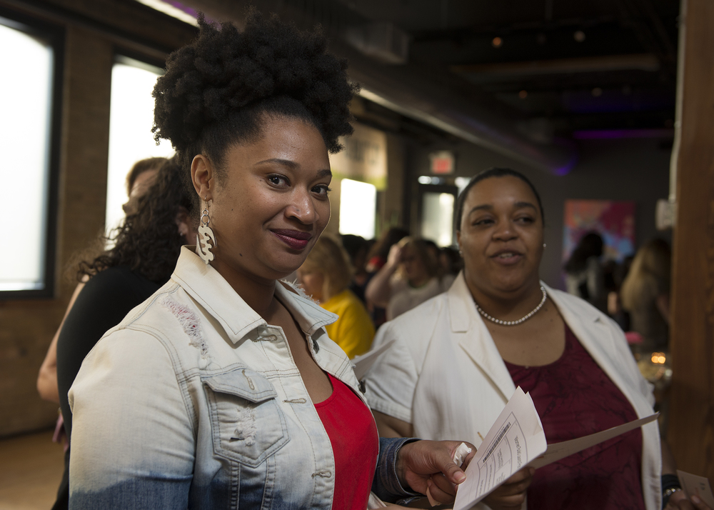 Women who Build Event