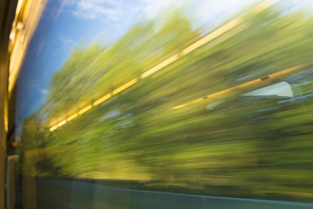 Train travel series