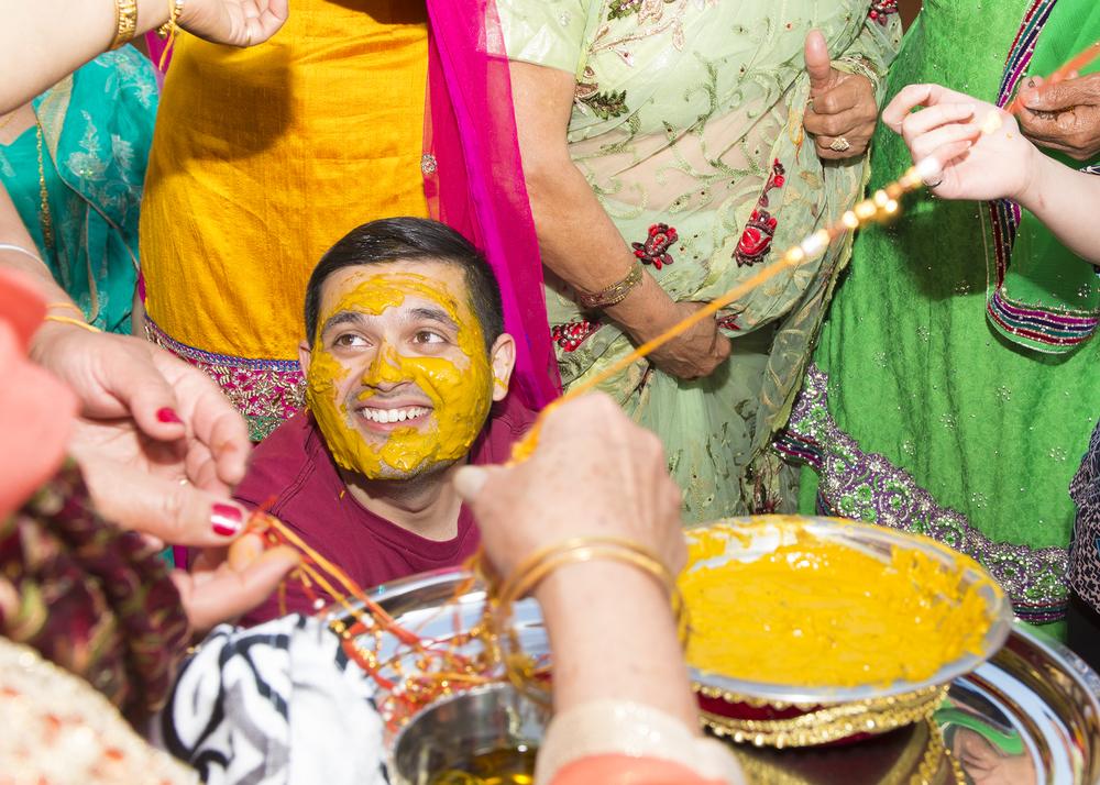 A Hindu Engagement