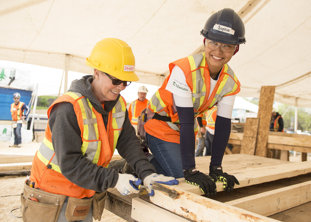 Forestry Builds Community Build