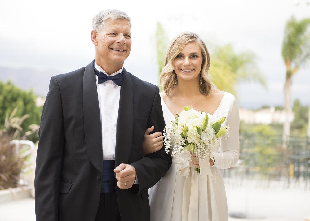 A very fine wedding