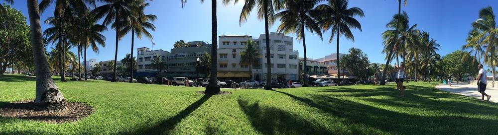 270 degrees of South Beach entertainment.