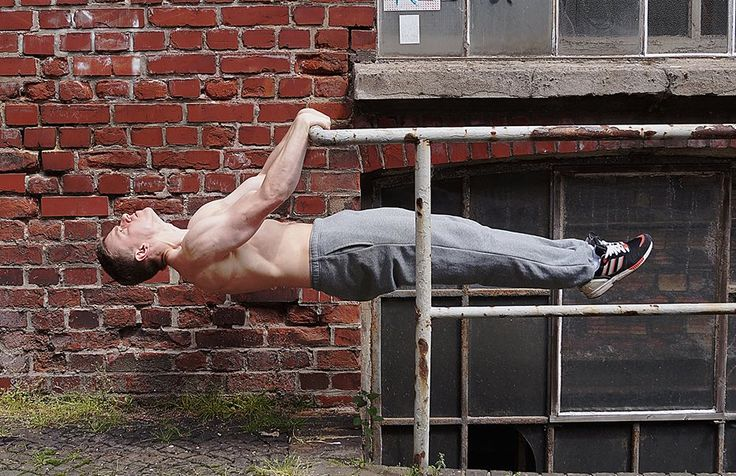 front-lever