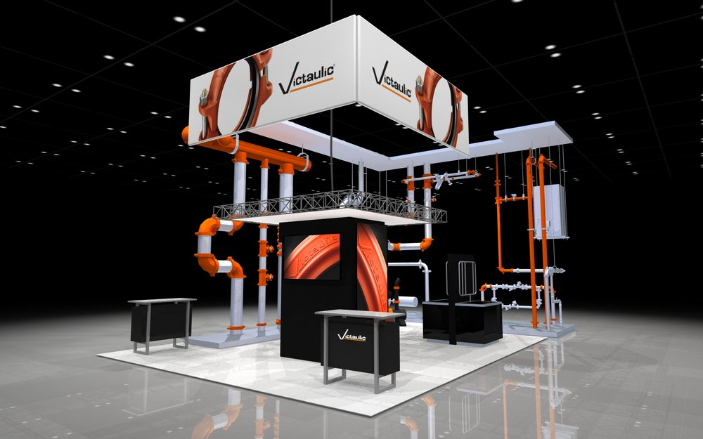 Victaulic | Tradeshow Graphics