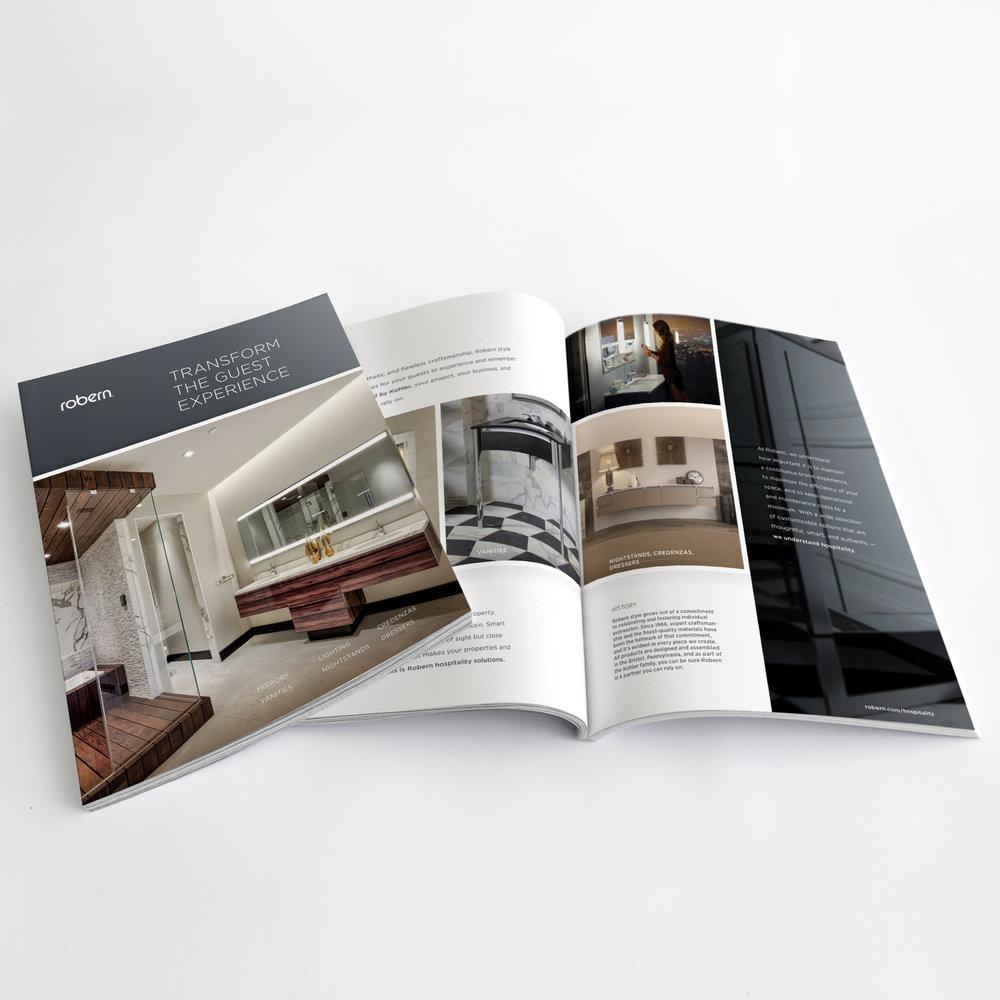 Robern | Hospitality Brochure