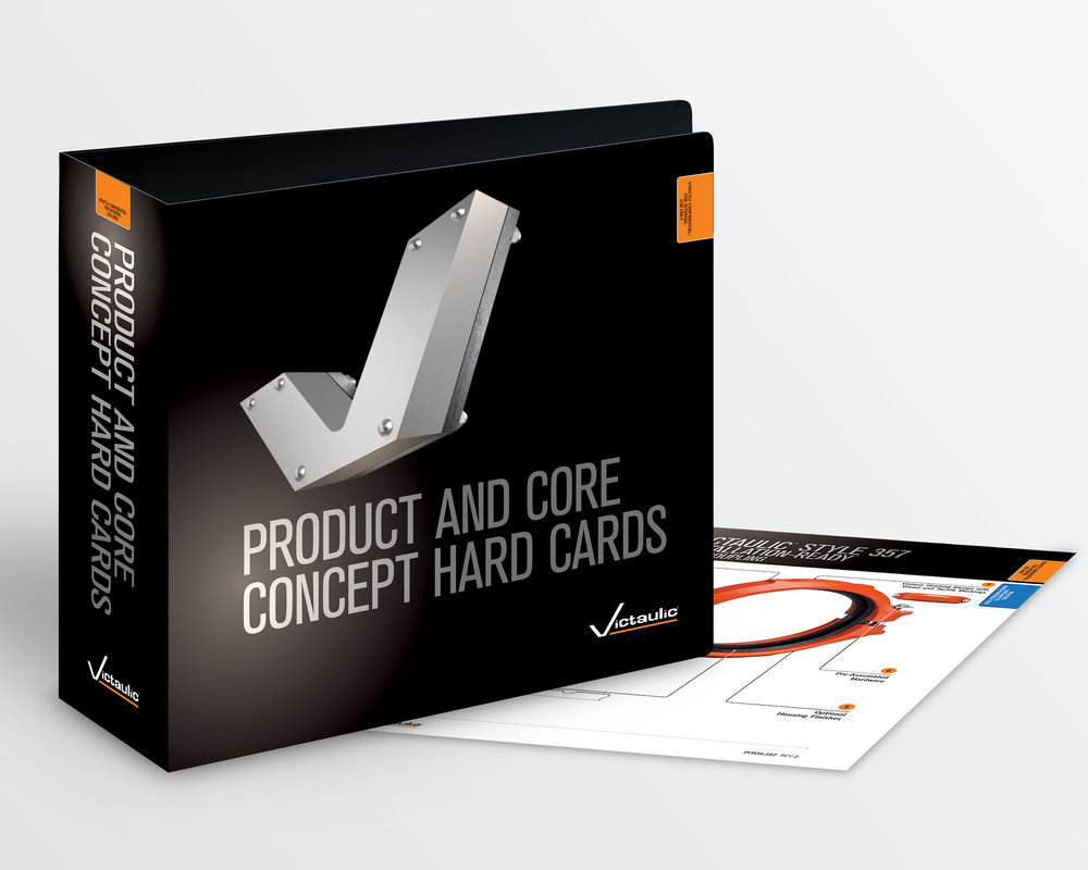 Victaulic | Product and Core Concepts Binder