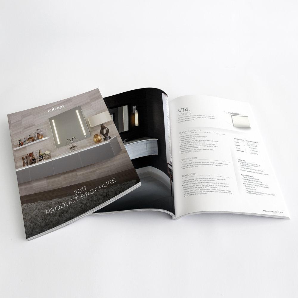 Robern | 2017 Product Brochure