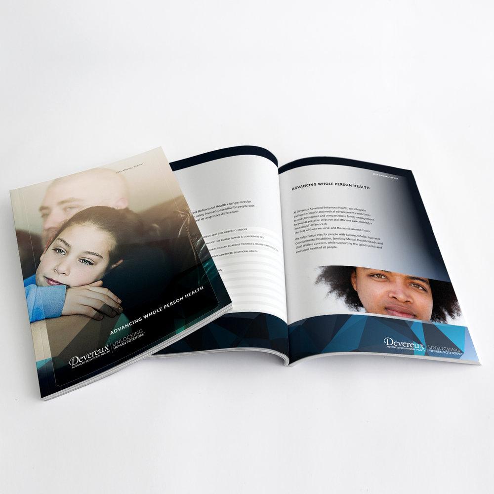 Devereux | 2016 Annual Report | Advancing Whole Person Health