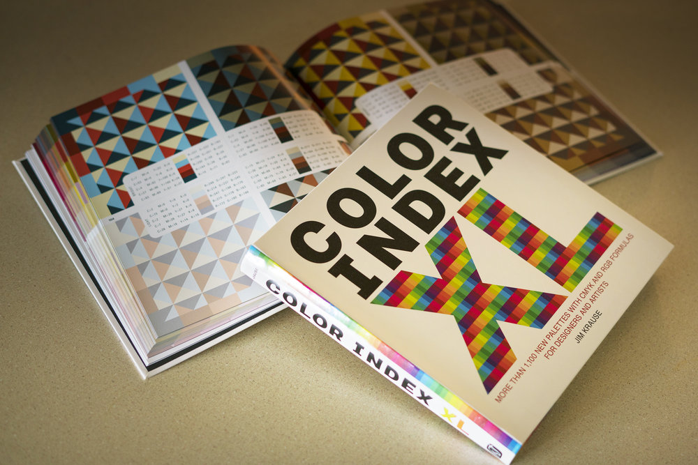 Color Index XL: It\'s here! — Jim Krause Design