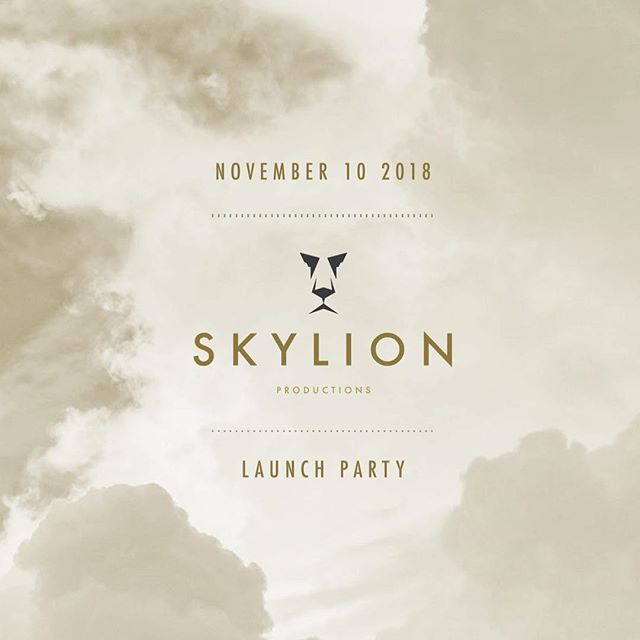I'm proud to announce the launch of SKYLION Production. To celebrate we are throwing our launch party on Saturday, November 10th @ Sopra Upper Lounge in the heart of Yorkville. Music by: @djm1lad @djjocimz and a very special guest appearance. Spinning the best of HipHop/Rap/Trap and House Music ONLY. Early Bird tickets: $40 At the door: $60. DM me or call 647-382-2040 for tickets and bottle service. A portion of the ticket will be donated to the @lionrecovery fund. For more information visit: www.skylionproductions.com/